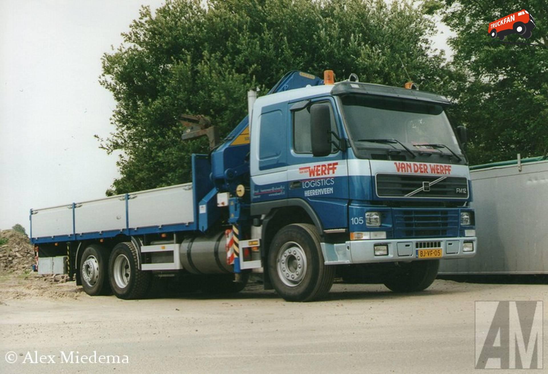 Volvo FM12 1st gen