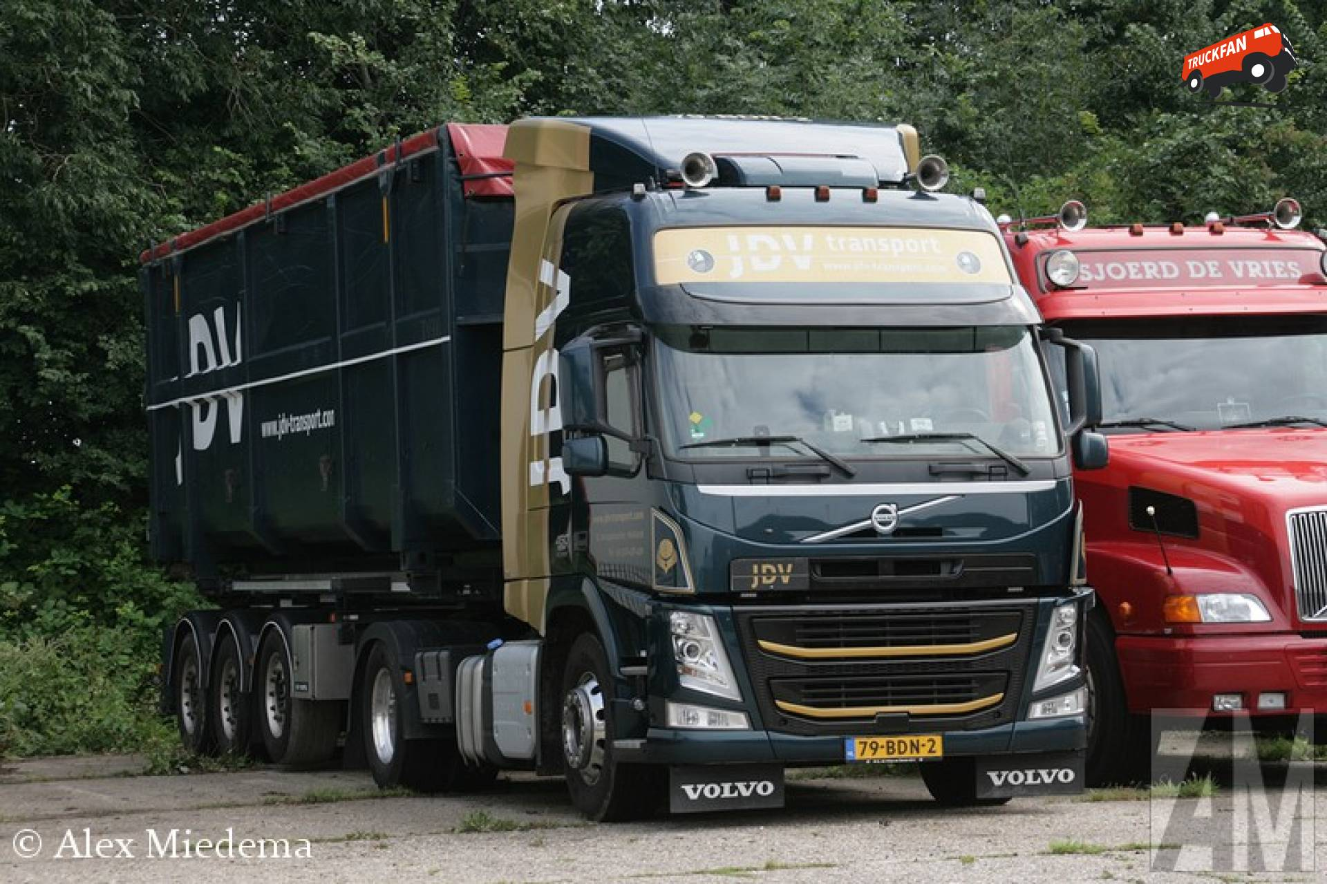 Volvo FM 4th gen 79-BDN-2