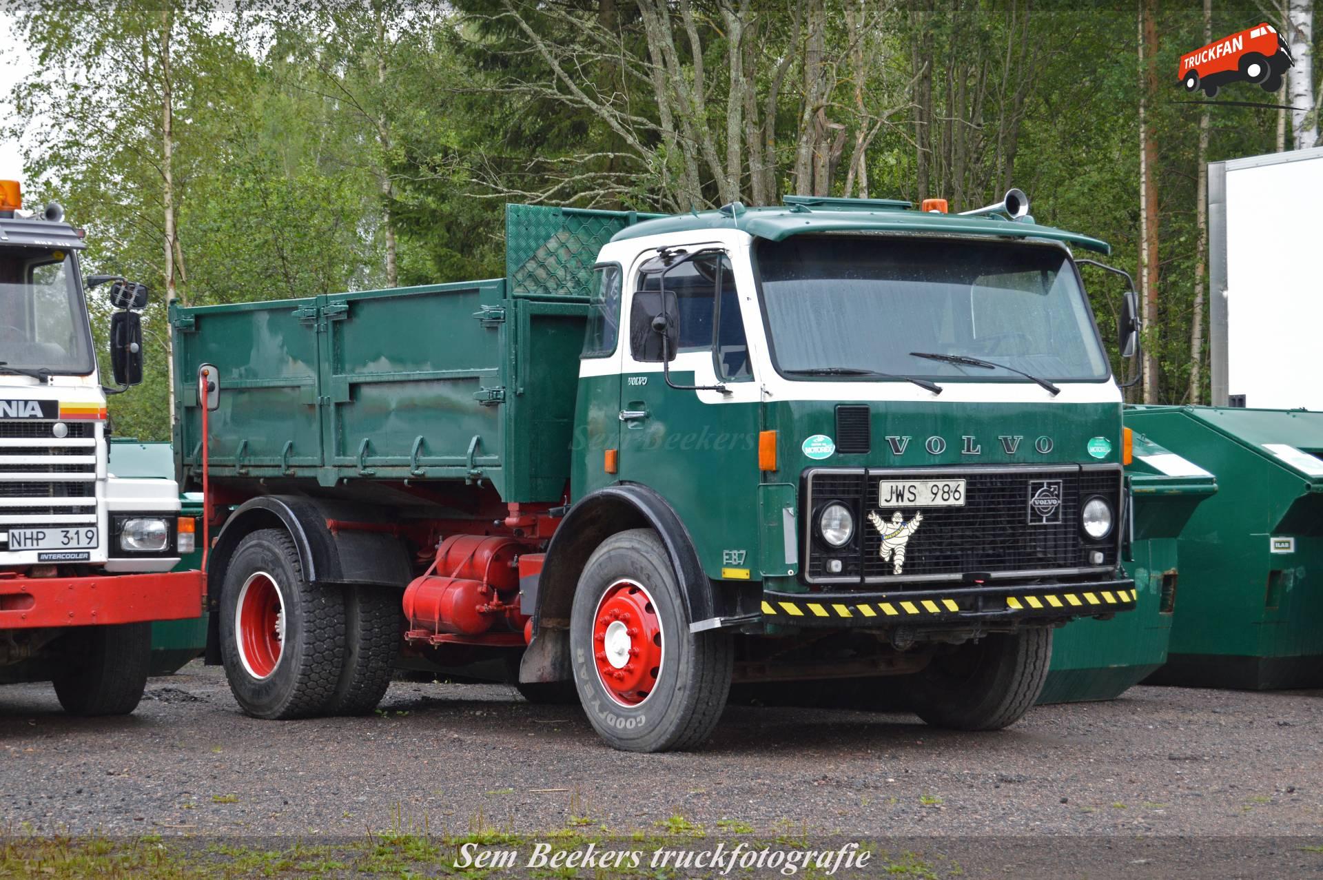 Volvo F86