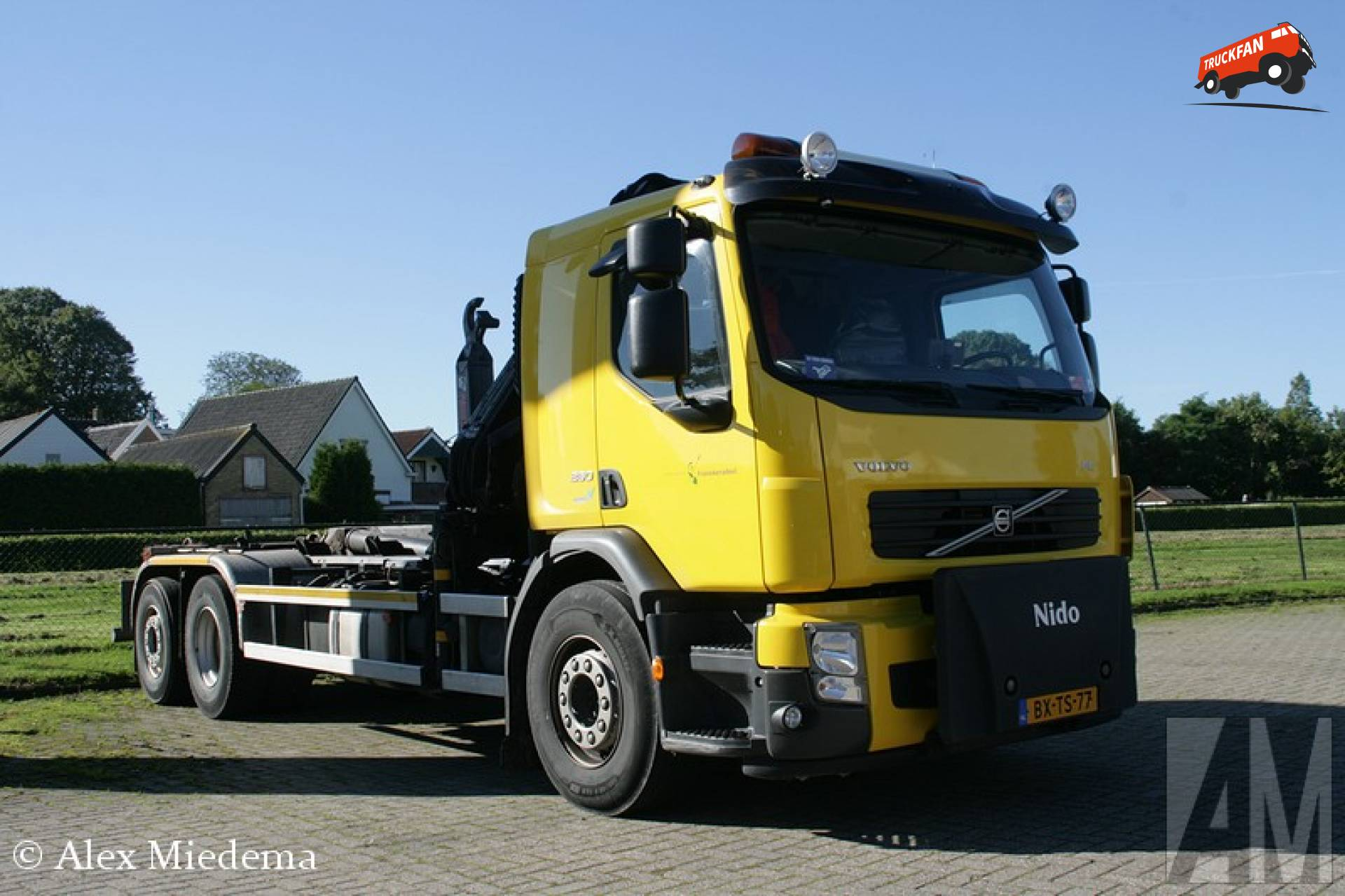 Volvo FE 1st gen