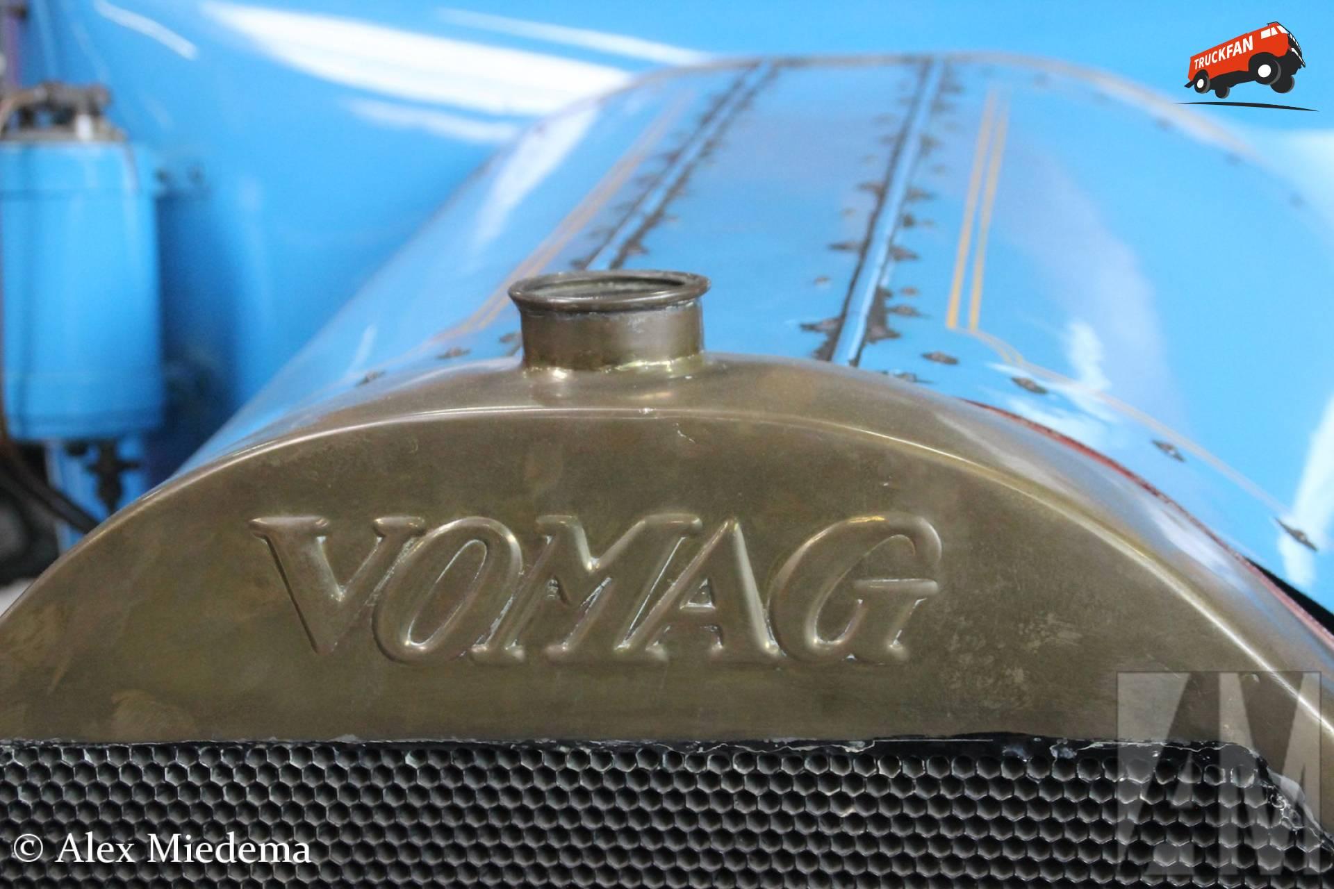 Vomag logo