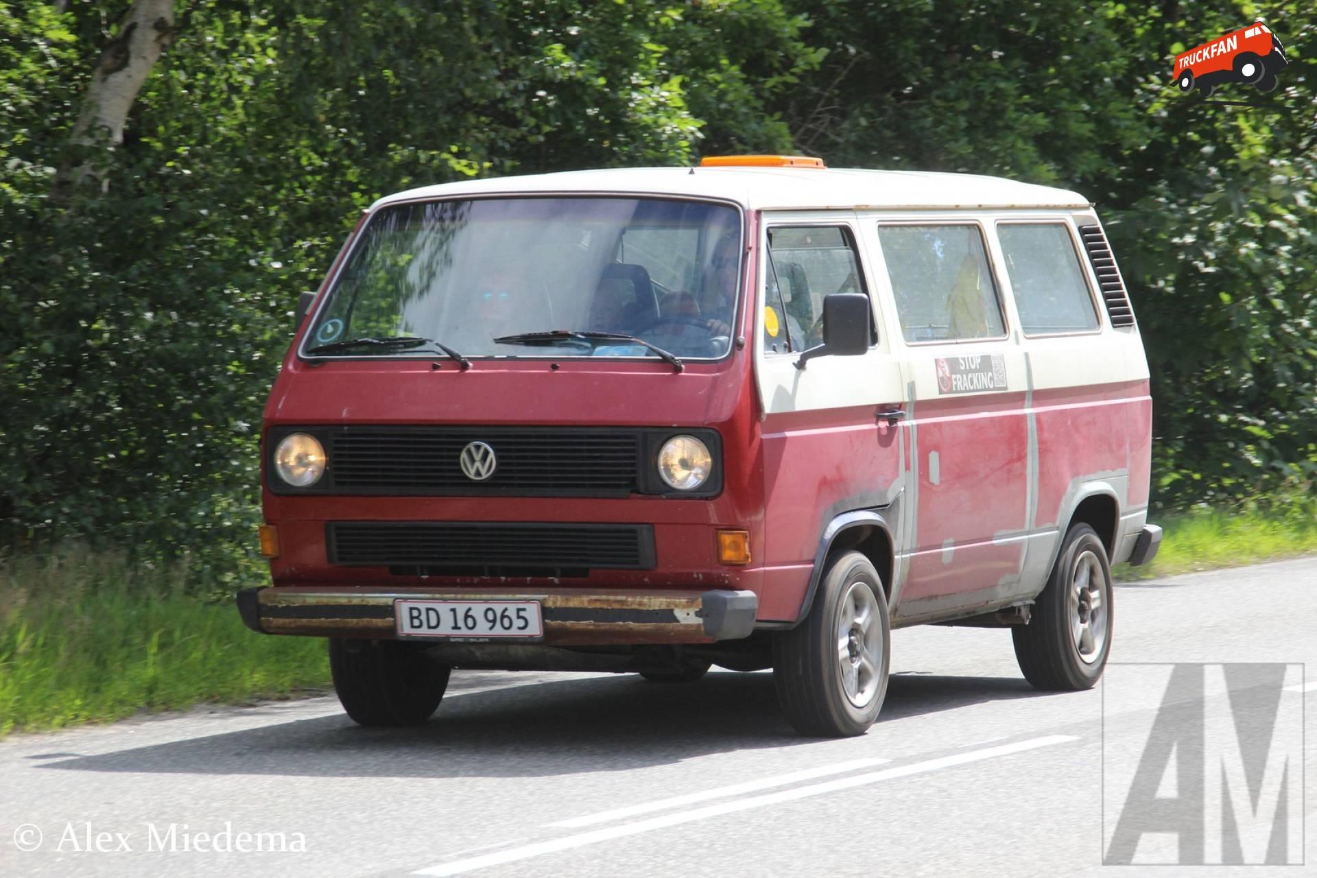 VW Transporter T3