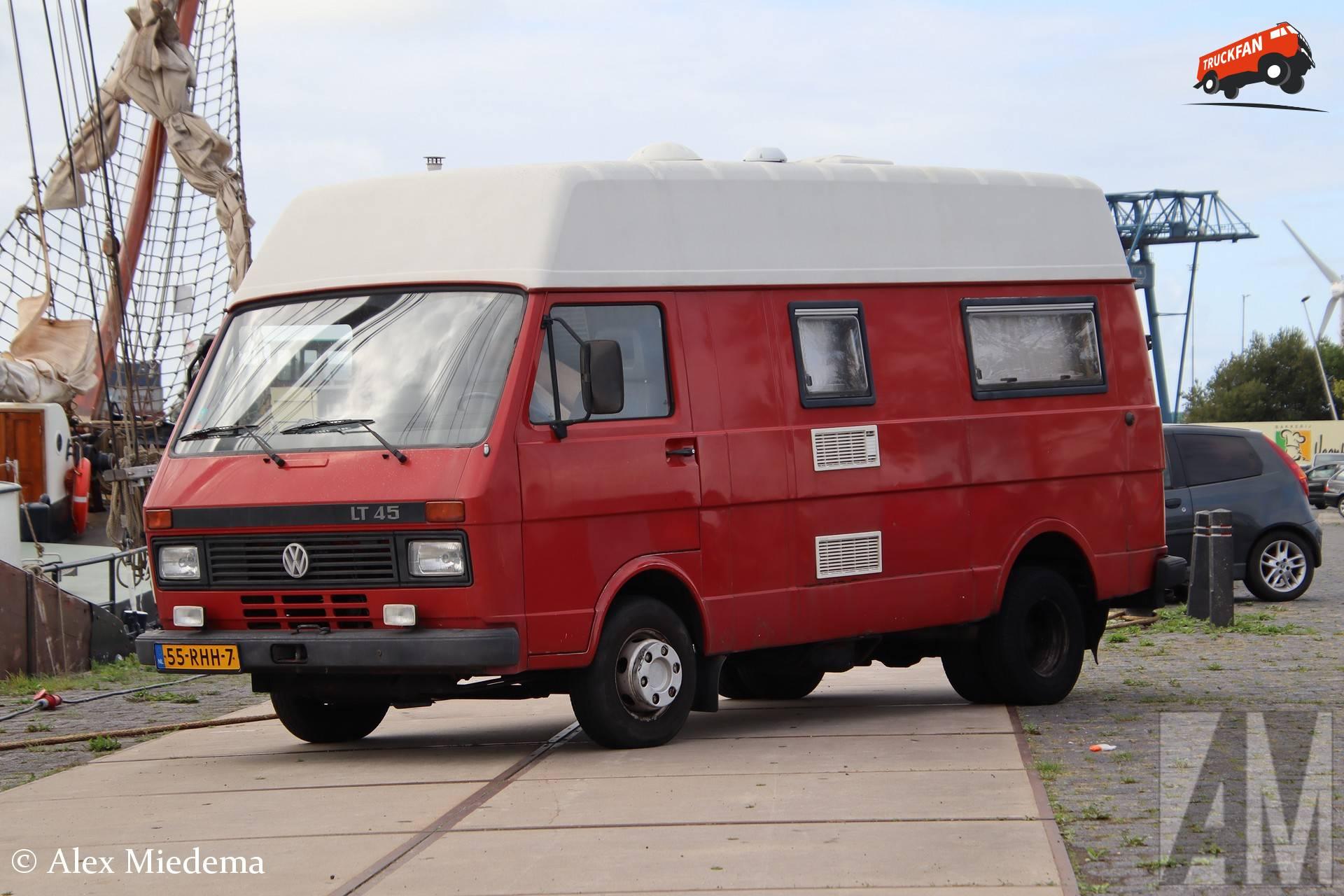 VW LT 1st gen