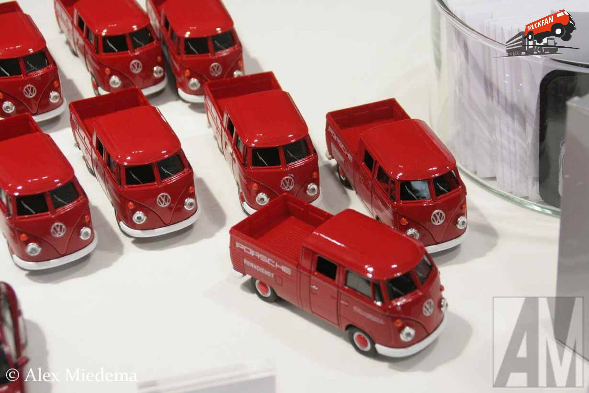 VW miniatuur