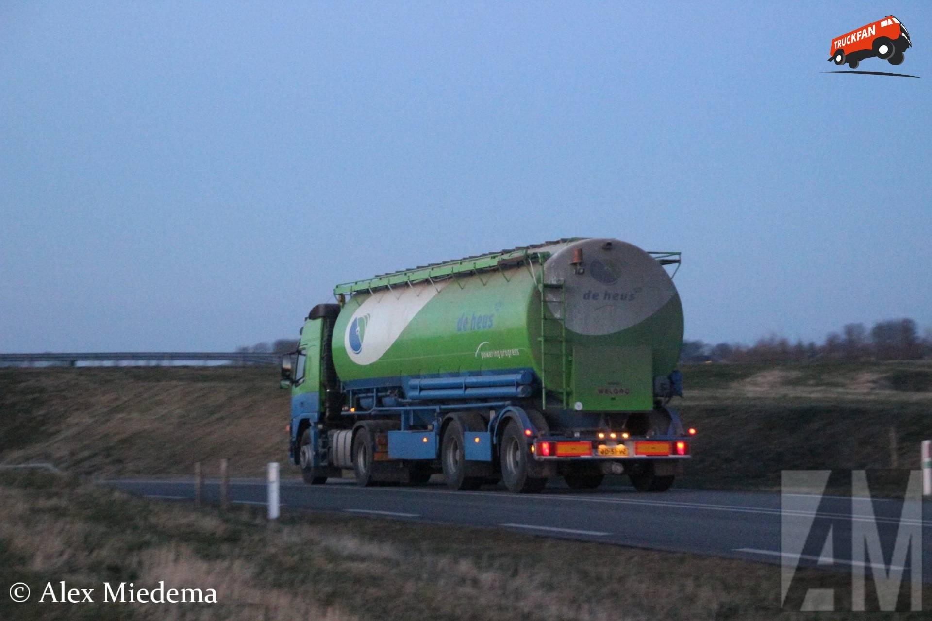 Welgro bulktrailer