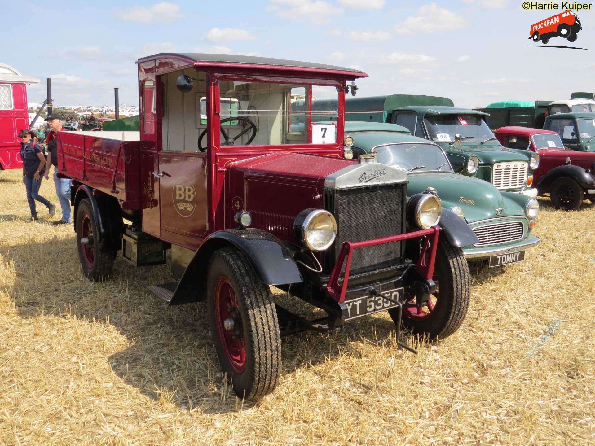 Willys-Overland Crossley