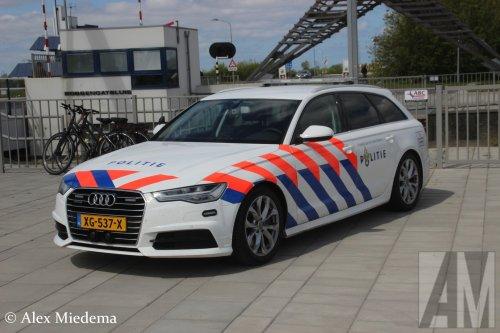 Audi A6, foto van Alex Miedema