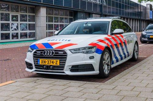 Audi A6, foto van xrayjaco