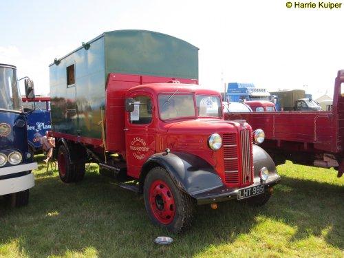 Austin K4, foto van oldtimergek