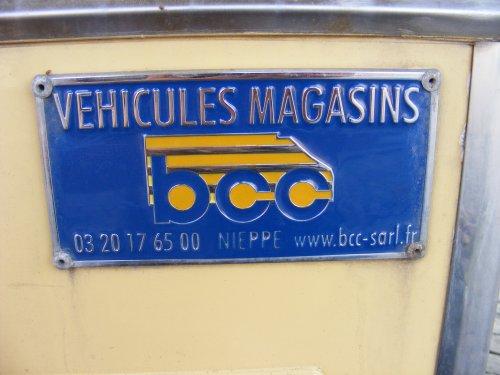 BCC-Sarl logo, foto van buttonfreak