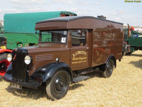 Bedford W (vrachtwagen), foto van oldtimergek
