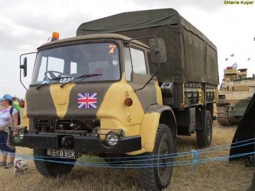 Bedford MK, foto van oldtimergek