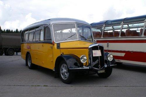 Berna bus, foto van Alex Miedema