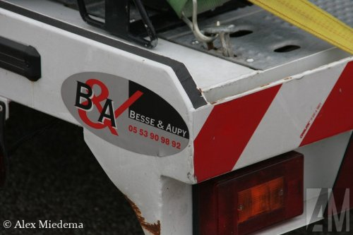 Besse & Aupy logo, foto van Alex Miedema