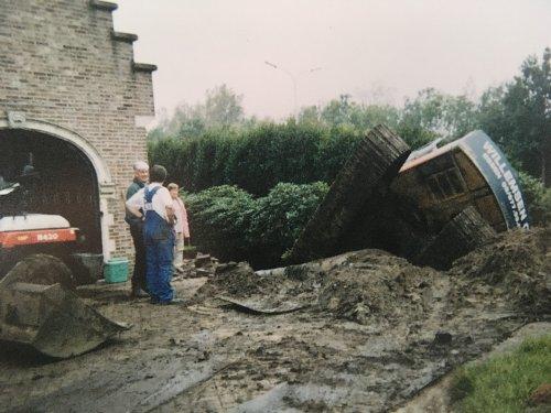 BLOOPERS Ongeluk, foto van Gavrie Willemsen