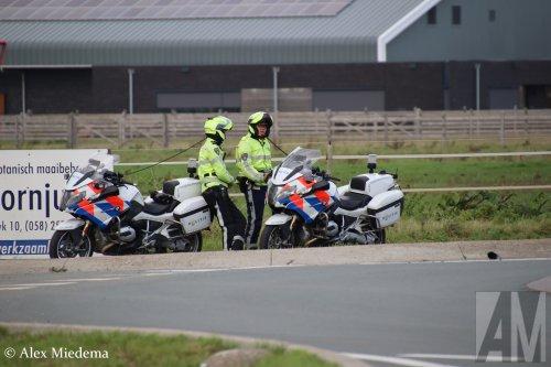 BMW motorfiets, foto van Alex Miedema