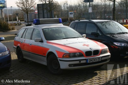 BMW 5-serie, foto van Alex Miedema
