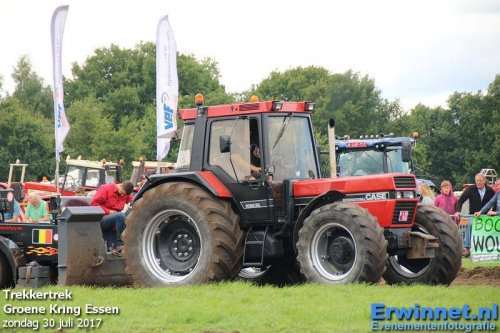 Case International 1056 XL, foto van tractorquintentje
