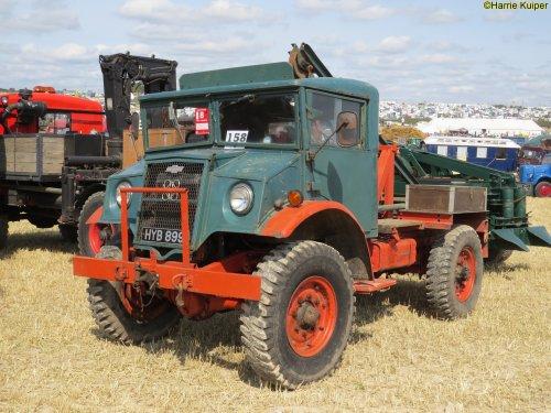 Chevrolet onbekend/overig (vrachtwagen), foto van oldtimergek