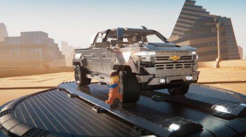 Chevrolet Silverado, foto van Alex Miedema