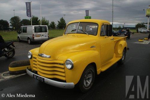 Chevrolet 3100, foto van Alex Miedema