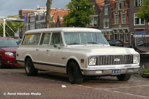 Chevrolet Suburban, foto van René