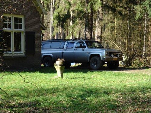 Chevrolet onbekend/overig, foto van dickt