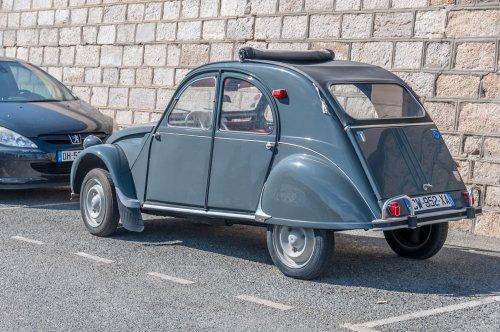 Citroën 2cv, foto van xrayjaco