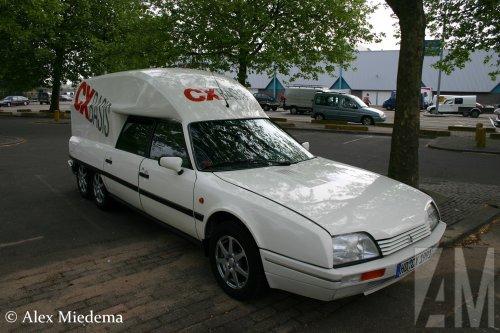 Citroën CX, foto van Alex Miedema