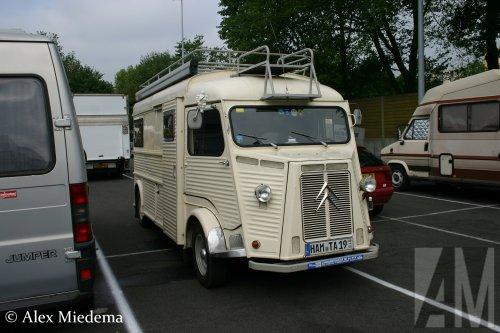 Citroën HY, foto van Alex Miedema
