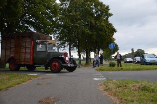 Citroën U23, foto van SJB533