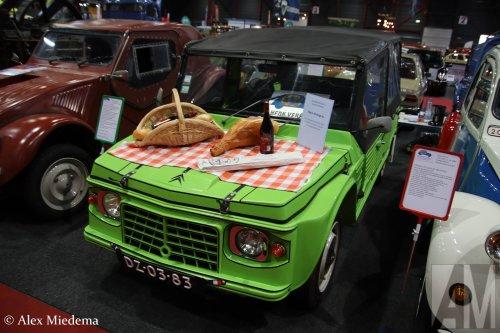 Citroën Mehari, foto van Alex Miedema