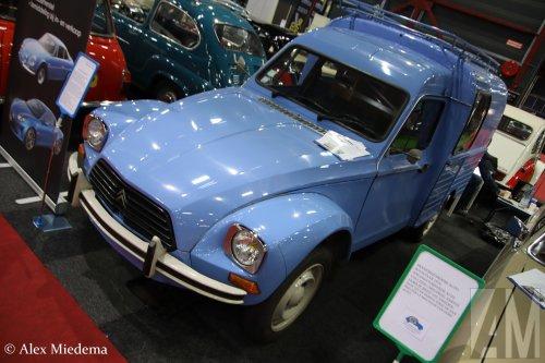 Citroën Acadiane, foto van Alex Miedema