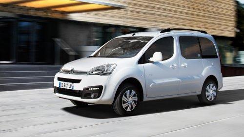 Citroën E-Berlingo, foto van Dominic