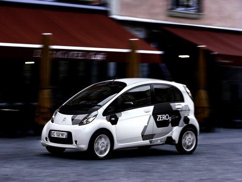 Citroën C-Zero, foto van Dominic