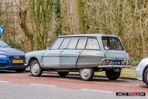 Citroën Ami, foto van xrayjaco