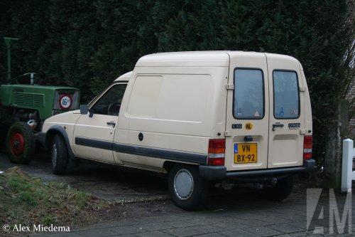 Citroën C15, foto van Alex Miedema