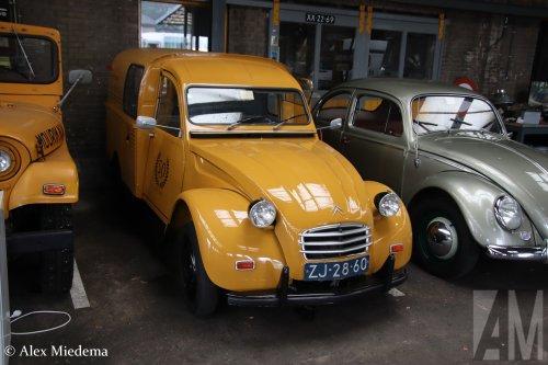 Citroën 2cv, foto van Alex Miedema