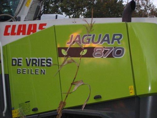 Claas Jaguar 870 Speedstar, foto van claaspower816