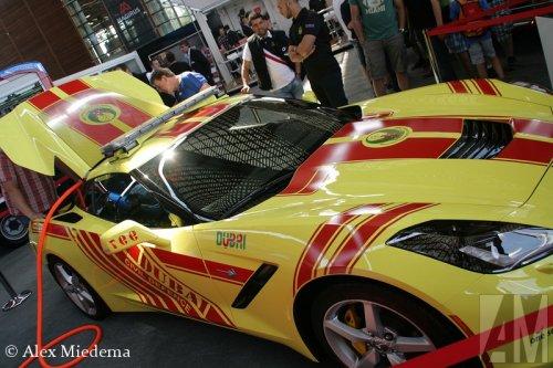 Corvette C6, foto van Alex Miedema