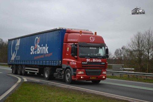 DAF CF85, foto van truckspotterhgk