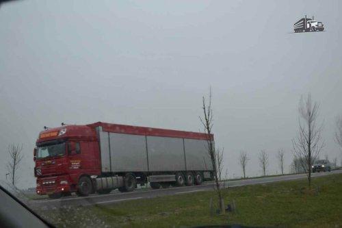 DAF XF105, foto van truckspotterhgk