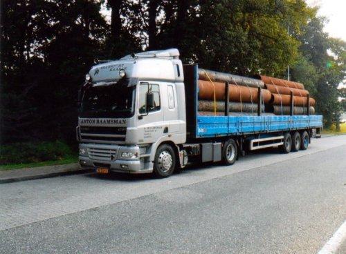 DAF CF85 (vrachtwagen), foto van Marco Breuker