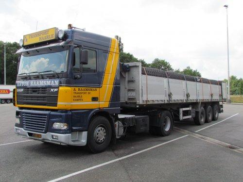 DAF XF95 (vrachtwagen), foto van Marco Breuker