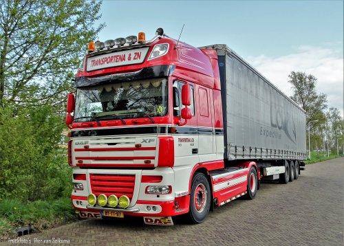 DAF XF105 (vrachtwagen), foto van pierius-van-solkema