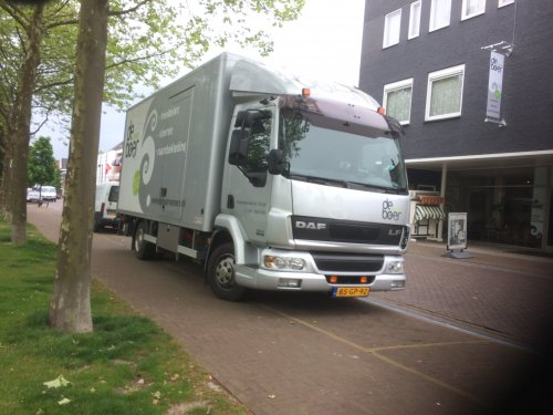 DAF LF serie van user18