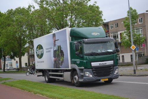 DAF CF, foto van truckspotterhgk