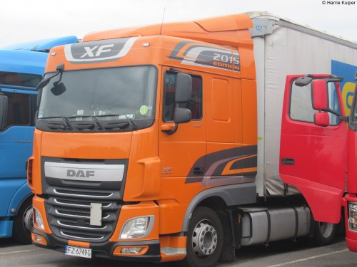 DAF XF Euro 6, foto van oldtimergek