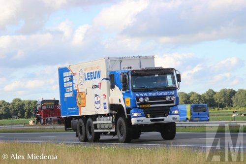 DAF CF85 van Alex Miedema