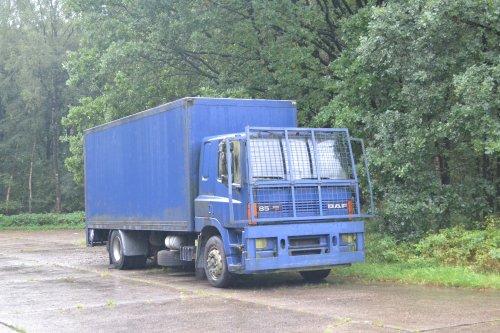 DAF 85, foto van truckspotter hgk